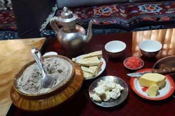 Butter Tea & Tsampa